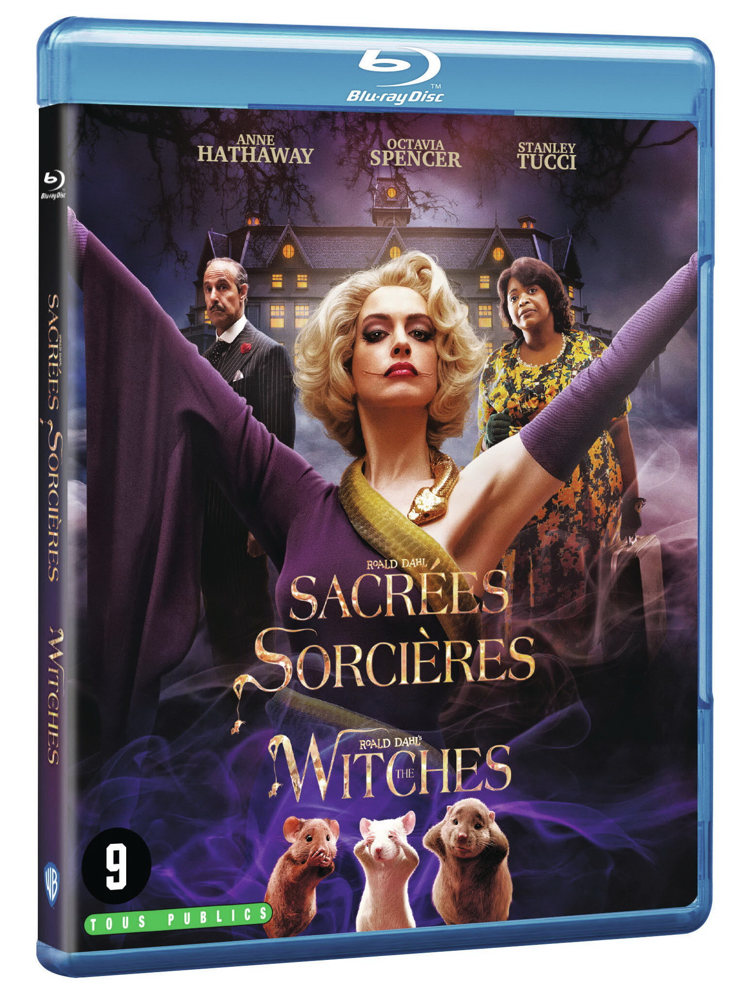MOVIE REVIEW: The Witches (WHV)