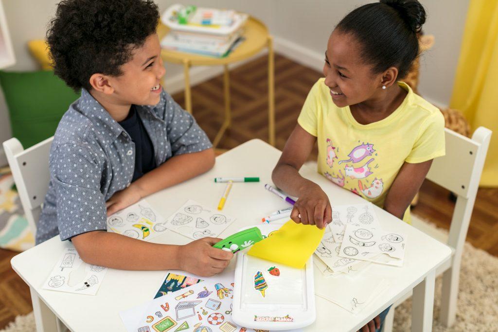 Dit najaar beleef je eindeloos plezier met  de creatieve speelgoedproducten van  Crayola