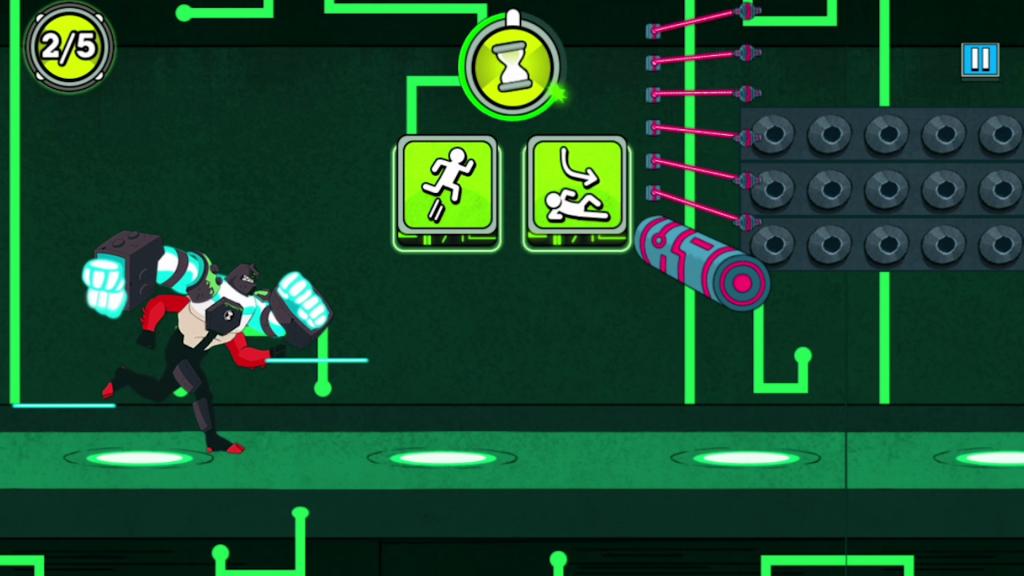 Cartoon Network lanceert Ben 10 'Omnitrix Glitch' Microsite