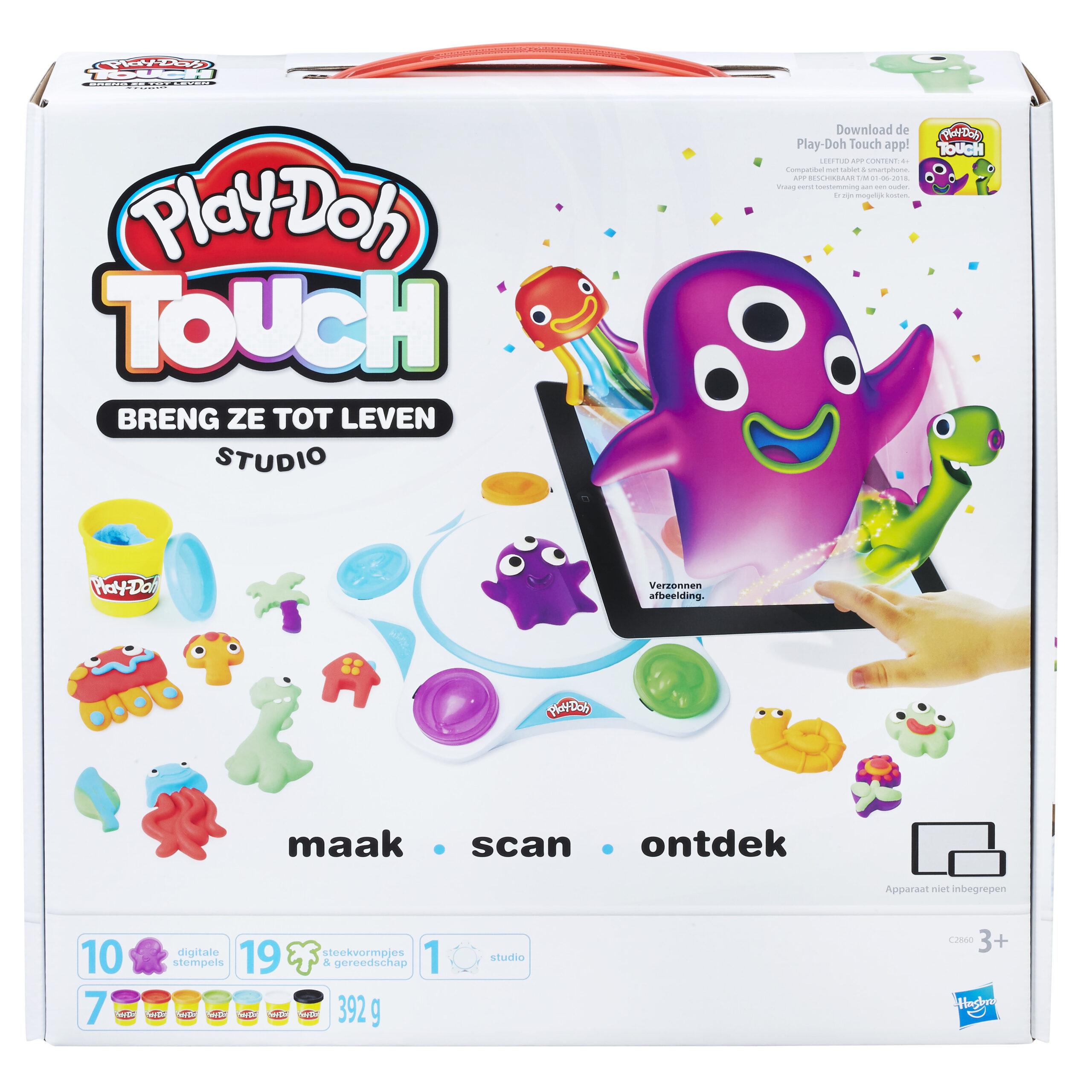Play-Doh Breng ze tot leven Studio