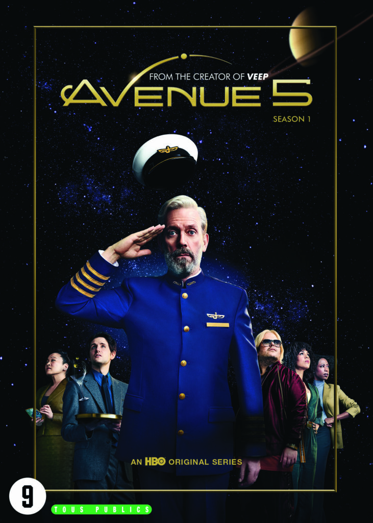 MOVIE REVIEW: Avenue 5 – 11/12 (WHV)