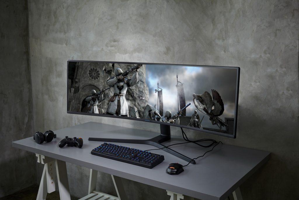Samsung lanceert nieuwe monitors voor werk en gaming