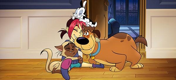 Cartoon Network en Boomerang zetten het nieuwe schooljaar in stijl in met tal van nieuwe programma's!