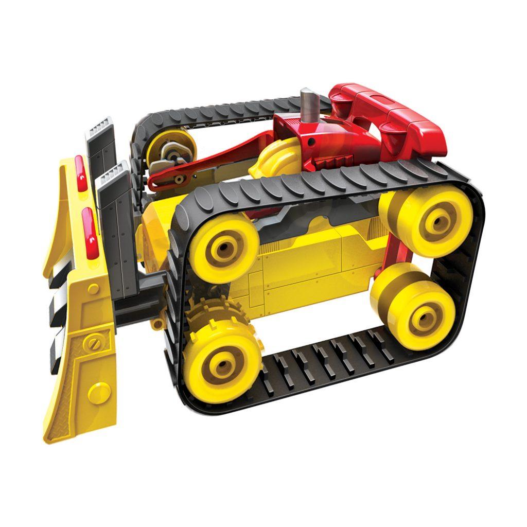 De op afstand bestuurbare Dozer Racer