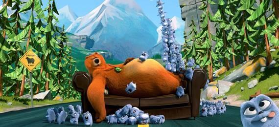 Zet 2019 goed in met nieuwe afleveringen van Unikitty en Grizzy en de Lemmings!