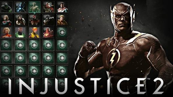 Injustice™ 2 voor mobiel nu verkrijgbaar voor iOS en Android