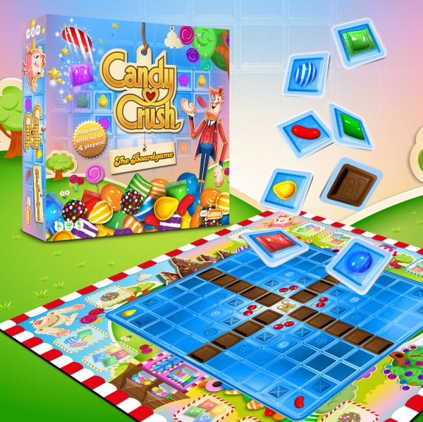 GAME REVIEW: Candy Crush – the Board Game